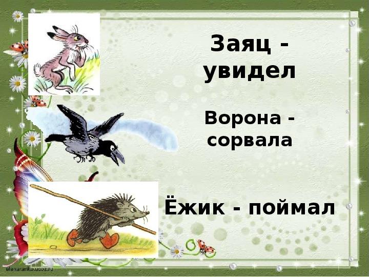 """Разработка урока. """"Буква Я. Сутеев """"Яблоко"""" (обучение грамоте, 1 класс)"""
