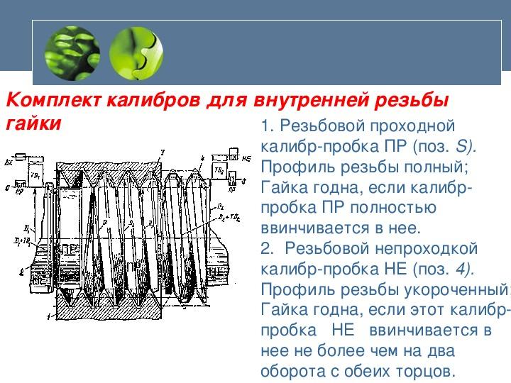 "Презентация по МДК 04.01 Технология обработки на металлорежущих станках на тему: ""Измерение резьб"""