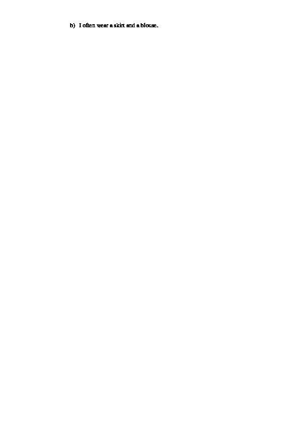 "Тест к уроку 3b для УМК ""Spotlight 7"" (английский язык, 7 класс)"