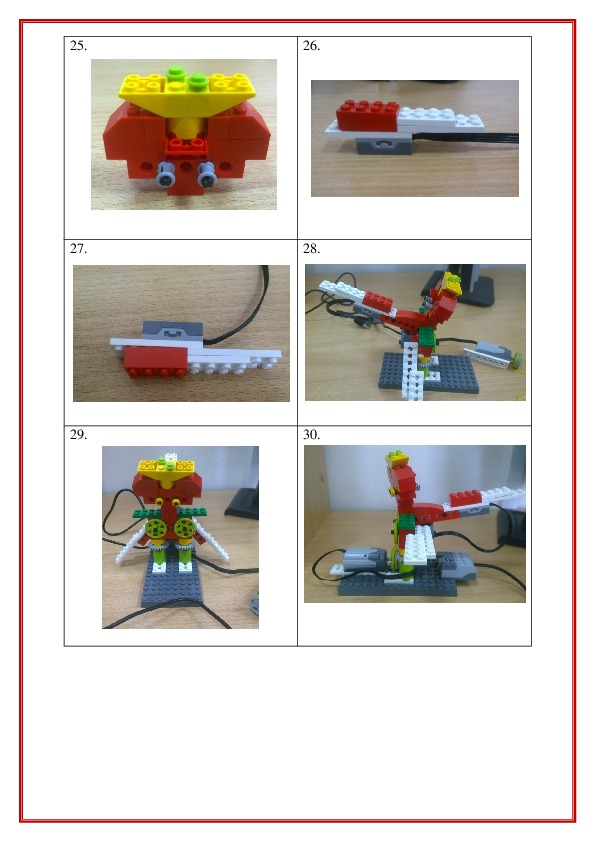 Проект по робототехнике