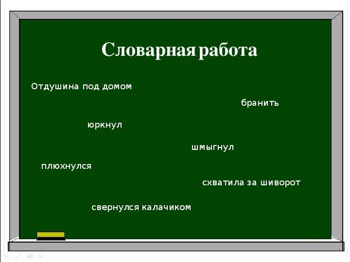 Технологическая карта с презентацией к уроку литературного чтения в 3 классе