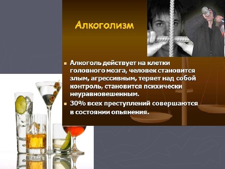 Вредные привычки и их влияние на здоровье.