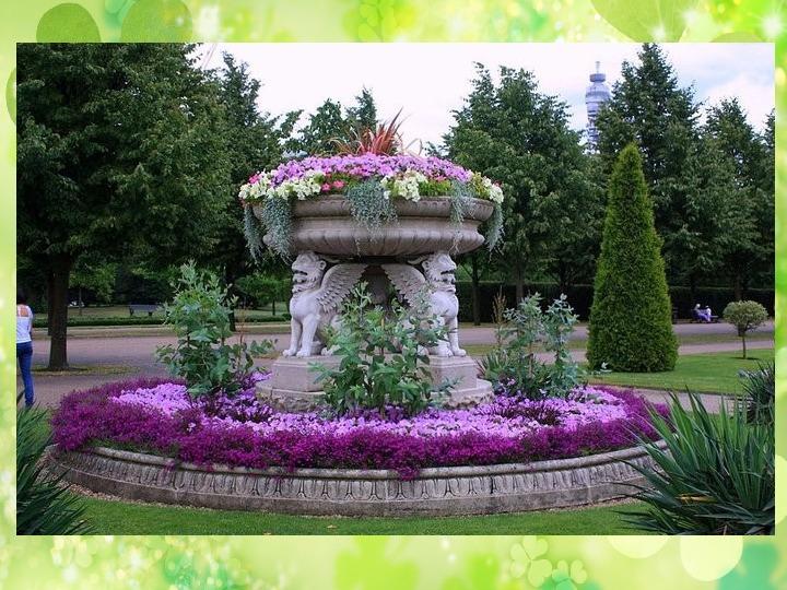 """Презентация """"Kew Gardens"""" к уроку английского языка в 4 классе."""