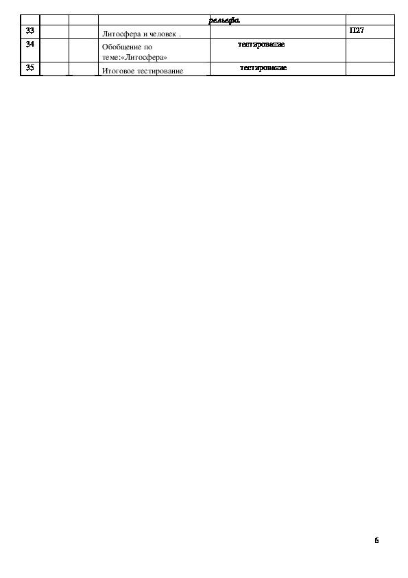 """Рабочая программа по географии 5 класс по учебнику Алексеева линия """"Полярная звезда"""" ФГОС"""