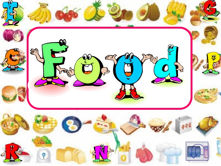 Презентация - Spotlight (8 класс), module 2 - Food and Shopping.
