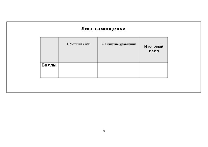 """Конспект и презентация урока математики """"Действия с многозначными числами"""" (4 класс)"""