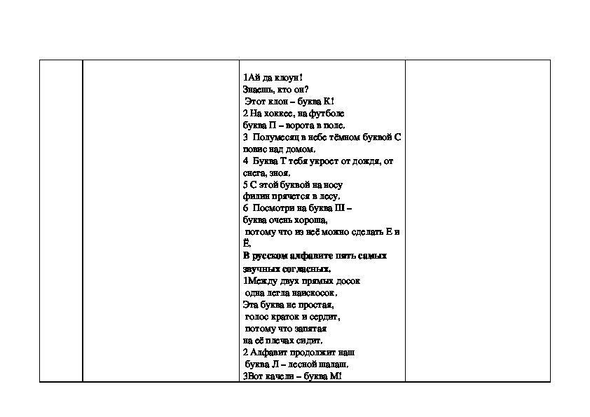 """Творческий проект по литературному чтению в 1 классе """"Живая Азбука""""."""