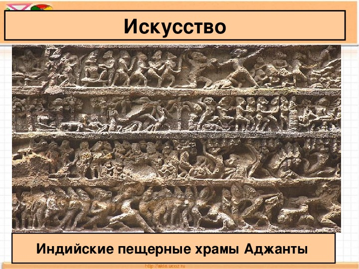 Урок по истории Средних веков в 6 классе по теме: « Индия. Государства и культура»
