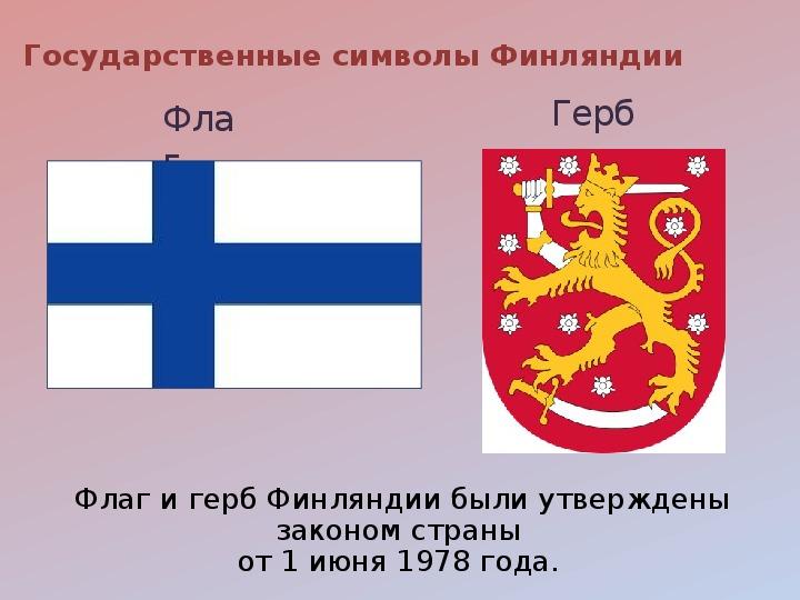 Реферат страна финляндия гербы площадь картинки