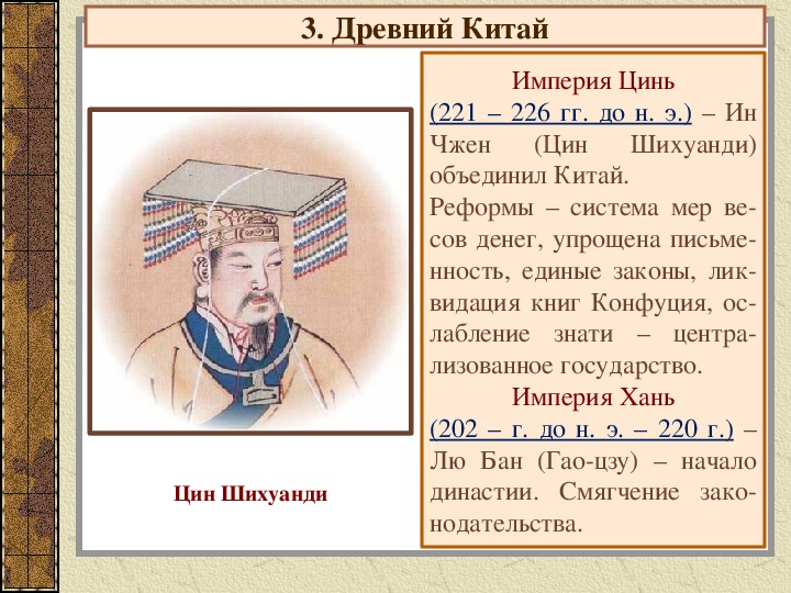 Презентация по истории. Тема: Древний Восток: Иран, Индия, Китай (10 класс).