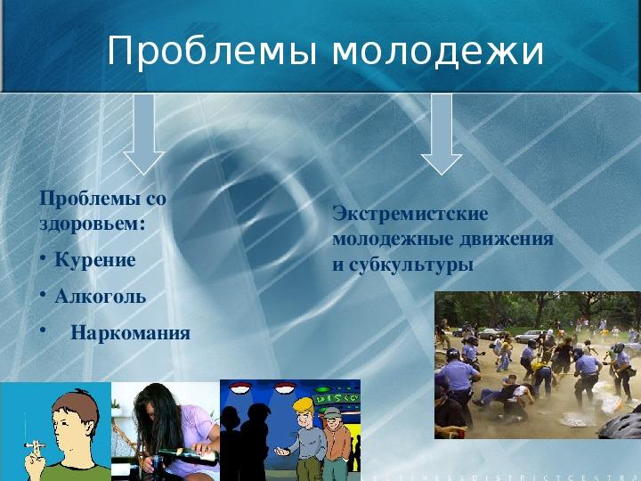 Презентация по внеурочной деятельности - Тропинки к самому себе. Тема урока: Молодежь в современном обществе (9 класс).