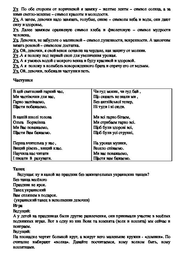 """Фестиваль """"Дружба народов. Украина."""""""