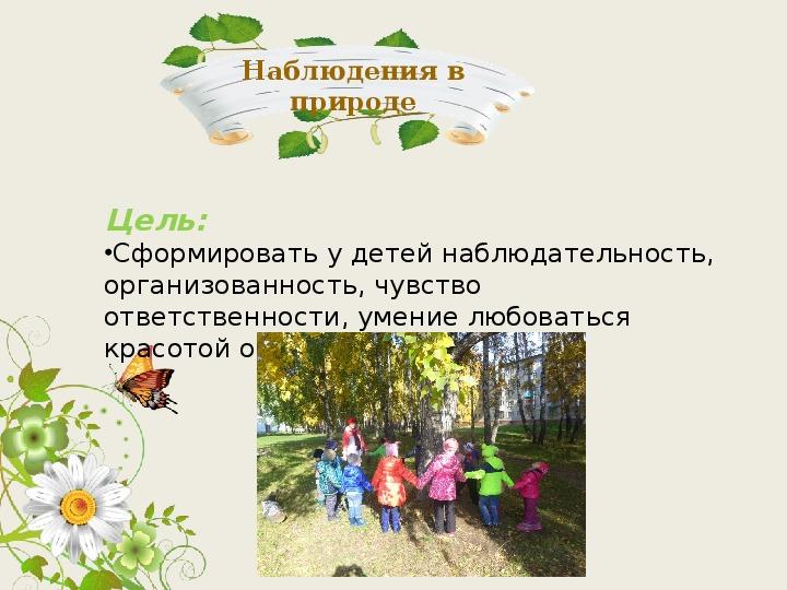 Консультация для педагогов ДОУ  на тему: «Формирование нравственно-экологических представлений у дошкольников»