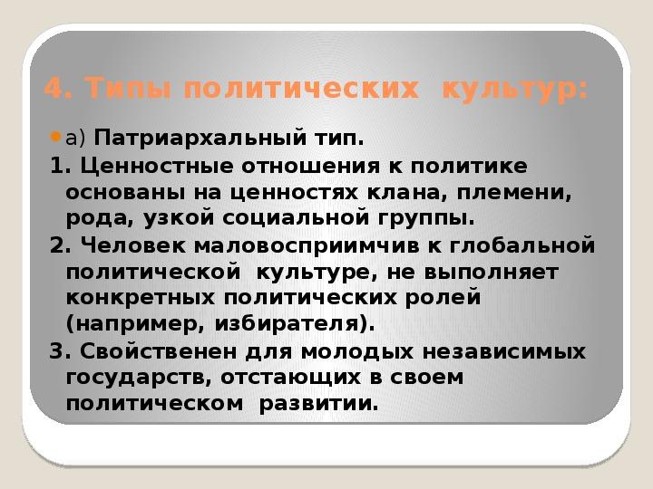 """Презентация по обществознанию """"Избирательный процесс"""""""