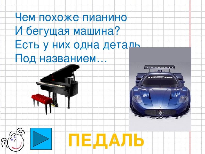 Презентация по музыке. Тема урока: Что я знаю о музыке (1 класс).