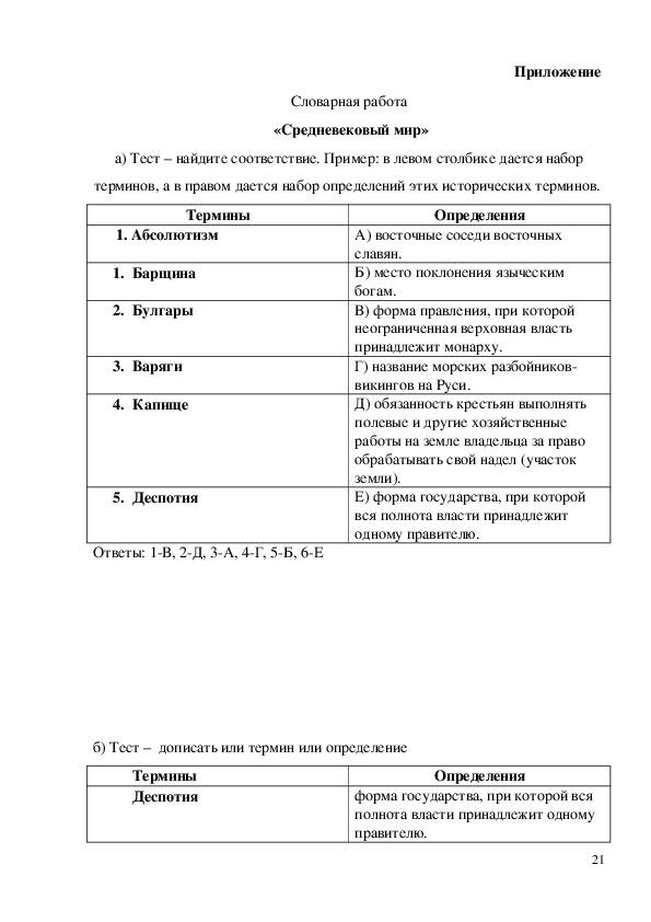 Методические рекомендации по работе над формированием понятийного аппарата у учащихся на уроках истории и обществознания.