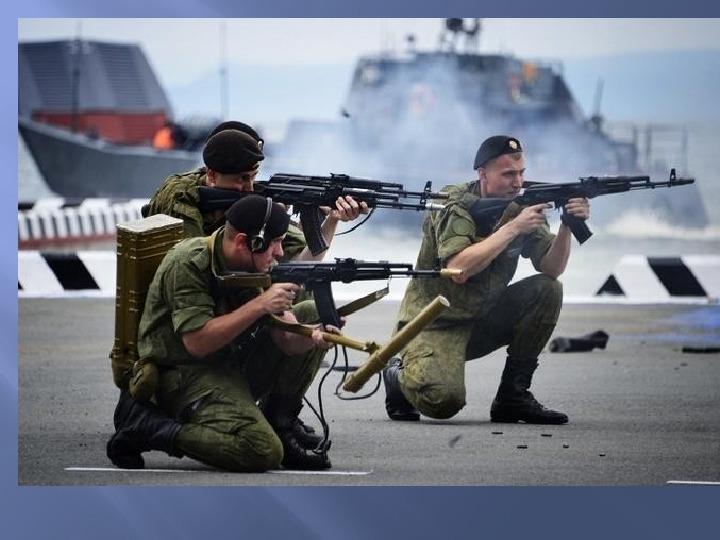 Праздник ко Дню защитника Отечества «Есть такая профессия  - Родину защищать!»
