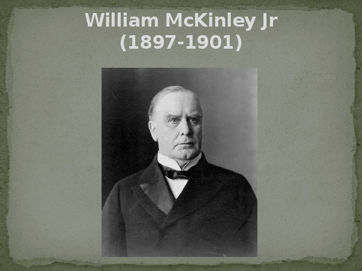 president william mckinley family tree - 720×540