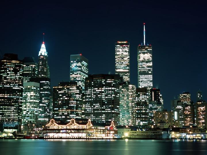 Достопримечательности Нью Йорка.