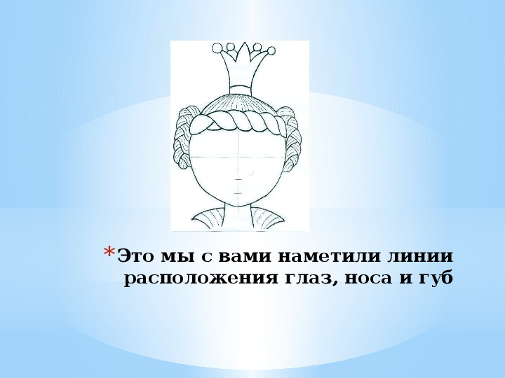 """Презентация внеурочного занятия по изобразительному искусству на тему """"Принцесса на горошине"""""""