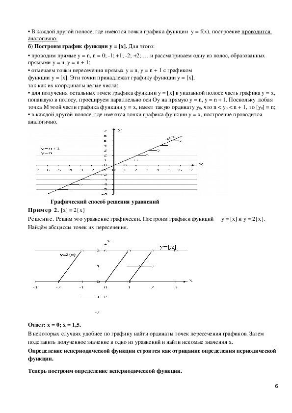 """Проектная работа на тему: """"Изучение свойств функции""""."""