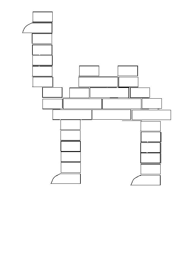 Схемы для сборки фигур из конструктора лего