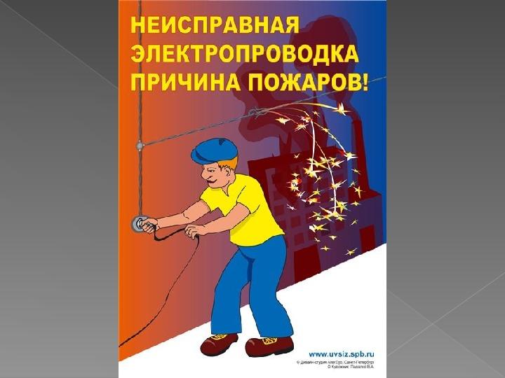 Плакаты для школьного стенда по пожарной безопасности