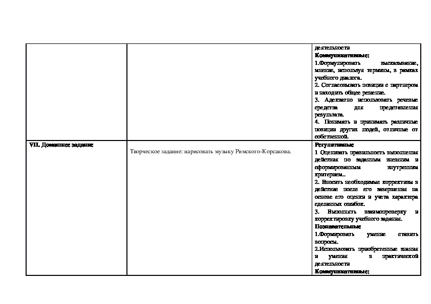Конспекты уроков по математике, русскосу языку, окружающему миру, музыке, чтению.