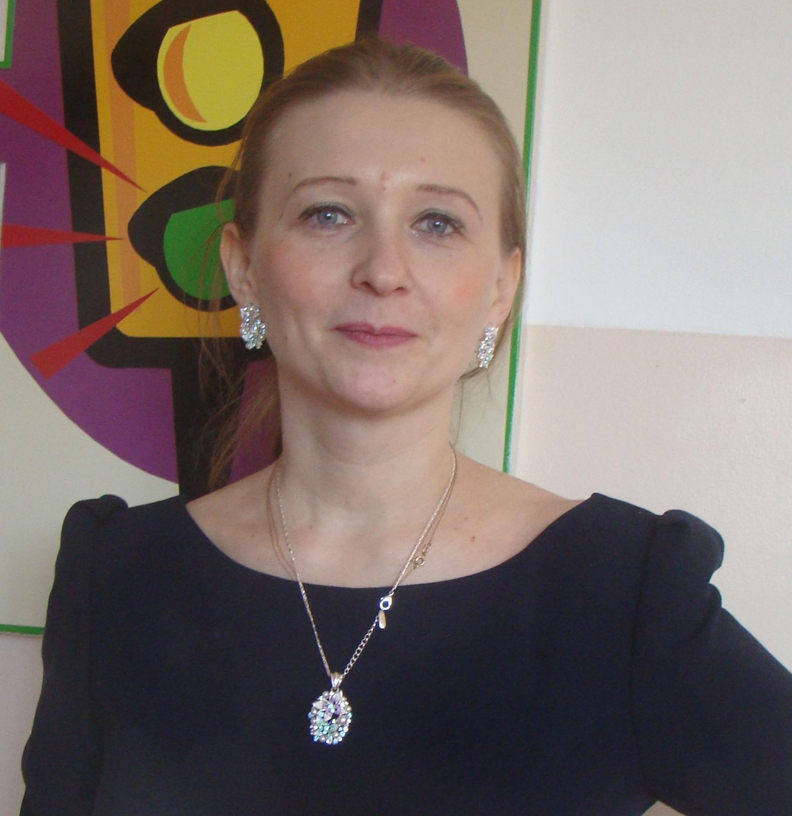 Абрамова Наталья